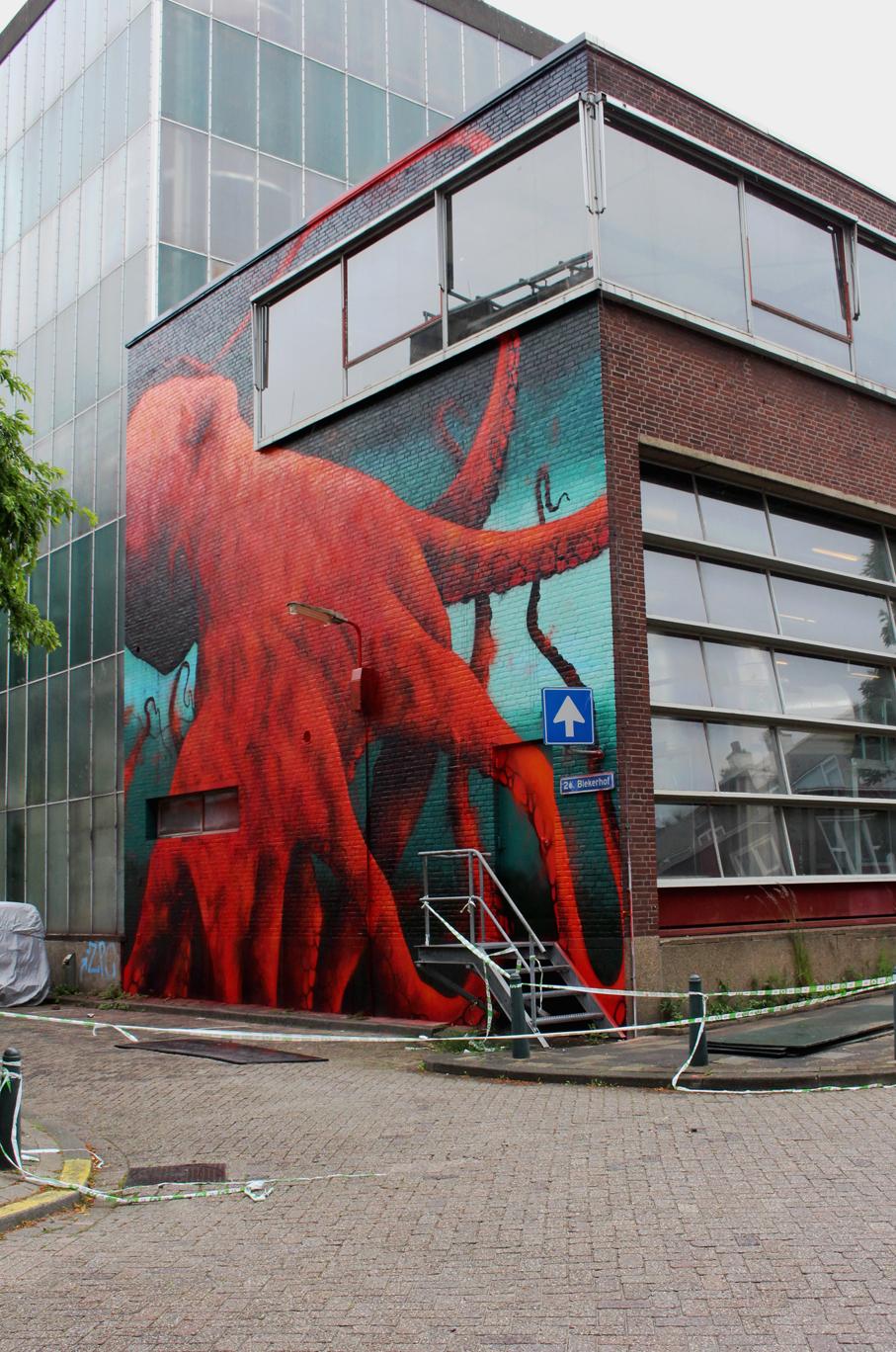 2e Blekerhof, Rotterdam, 2021